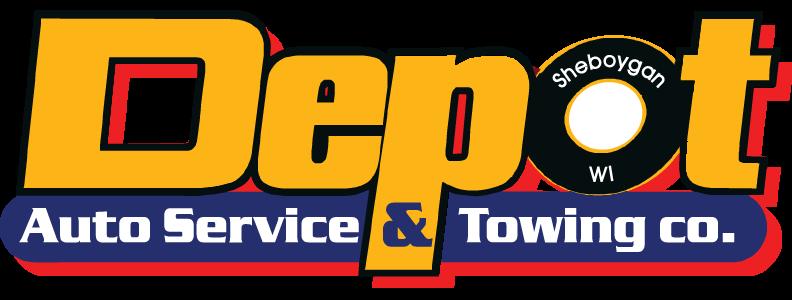 Depot Auto logo